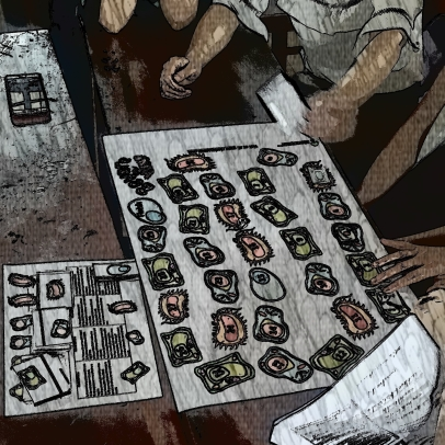 Board Game in Action Effects