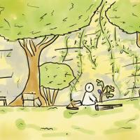 'A Boy's Journey' for Beginner Readers (Grade 3)
